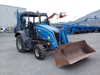 Picture of a GENIE TLB840R TIER 3