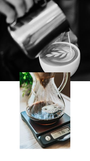 Coffee Precision - Facebook Story Template
