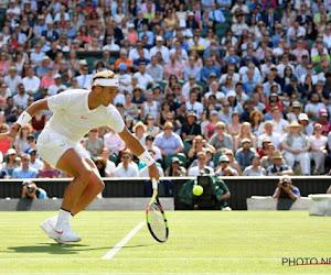 Rafael Nadal ne tremble pas en seizièmes de finale à Wimbledon