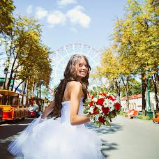 Wedding photographer Mikhail Barushkin (barushkin). Photo of 22.10.2014