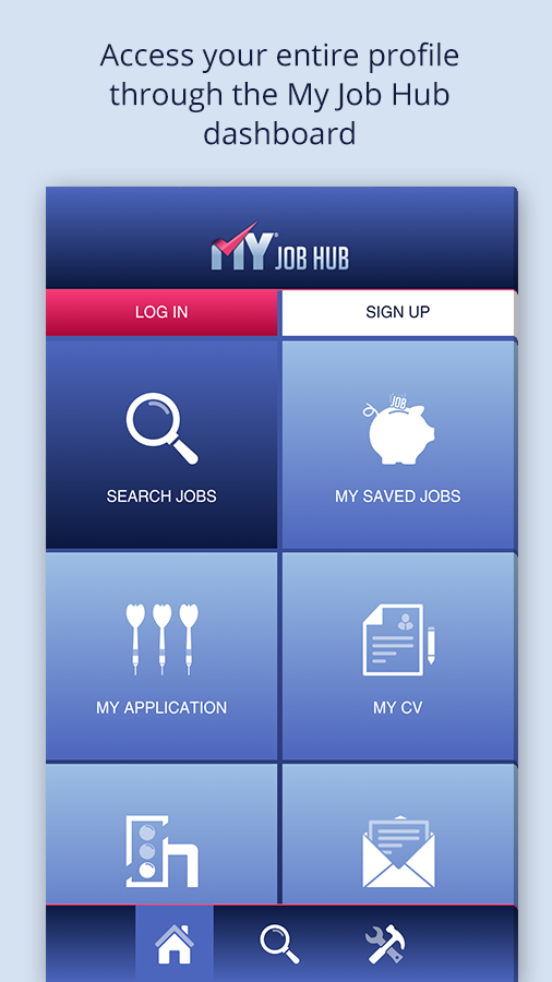 My Job Hub- screenshot