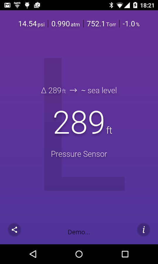 Air Pressure- screenshot
