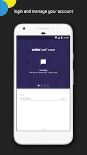 webe self care - náhled