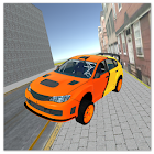 Rally Racing Car Chase icon