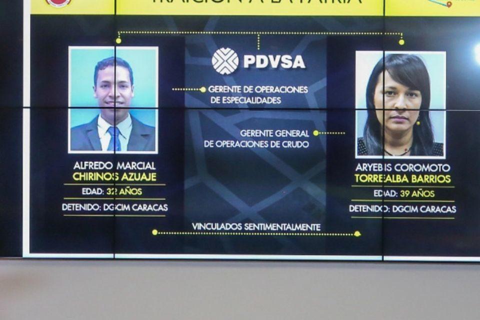 Familiares denuncian que gerentes de Pdvsa detenidos fueron torturados