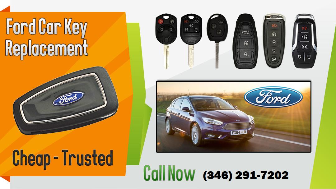 Ford Key Replacement Houston Tx Car Locksmith Houston