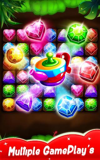 Panda Gems - Jewels Match 3 Games Puzzle filehippodl screenshot 2