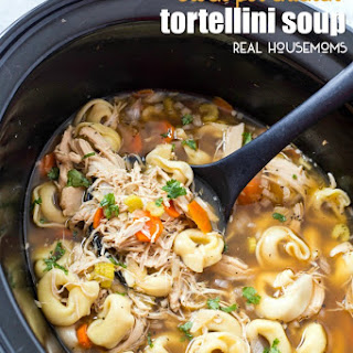 Chicken Tortellini Healthy Recipes