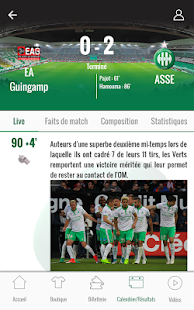 ASSE Capture d'écran