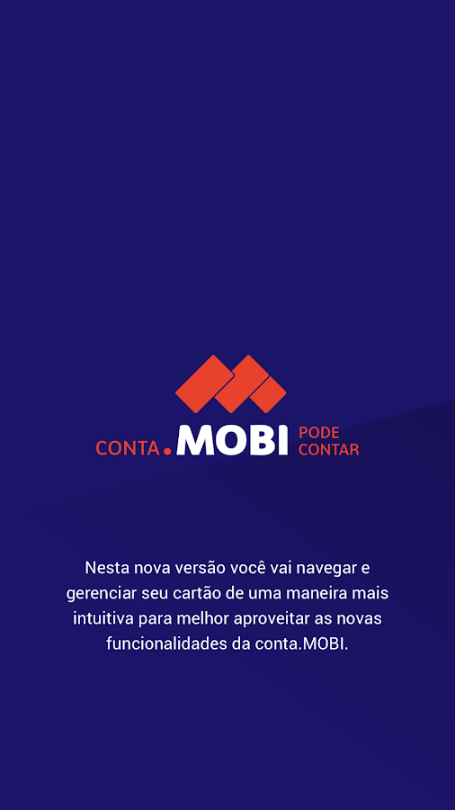 conta.MOBI- screenshot
