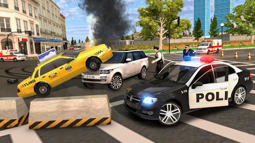 Download Police Car Chase - Cop Simulator 1.0.3 2