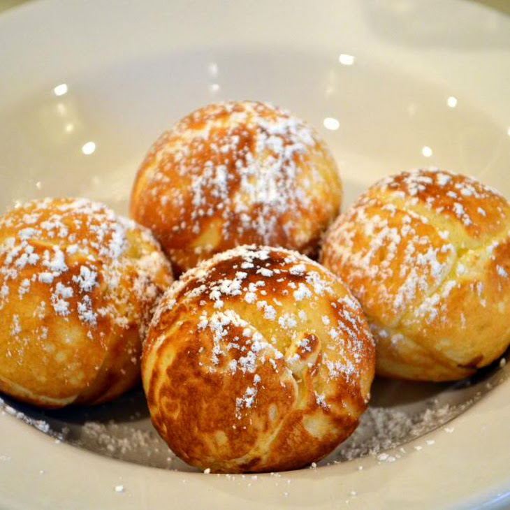 Aebleskiver (Danish Pancake Balls)