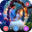 Photo Effect Animated Video Maker - Movie Maker icon