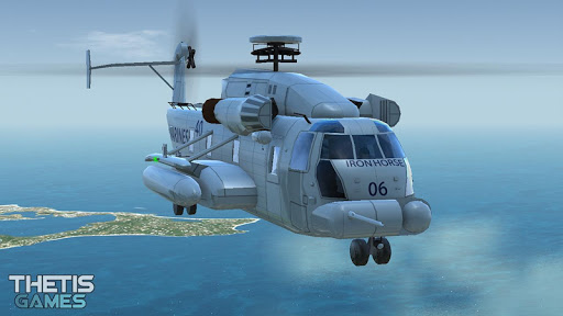 Helicopter Simulator SimCopter 2018 Free 1.0.3 screenshots 17