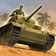 1943 Deadly Desert - a WW2 Strategy War Game