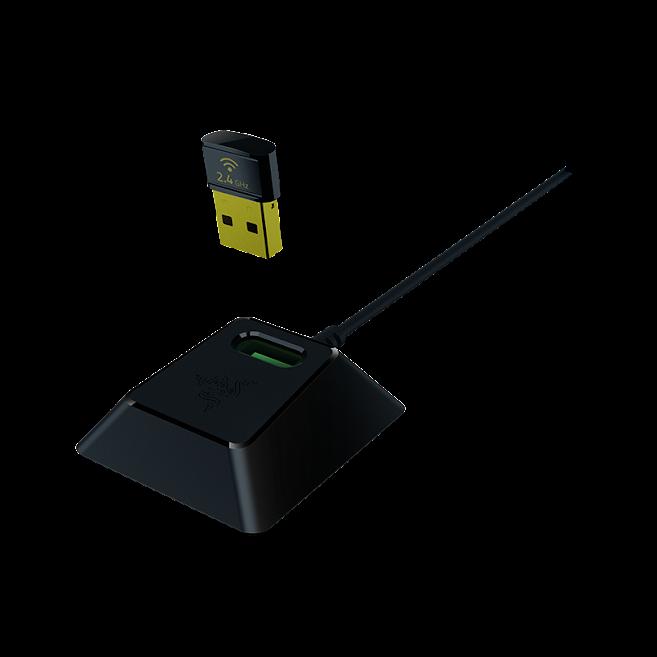 Tai nghe ManO'War được Razer trang bị công nghệ kết nối không dây