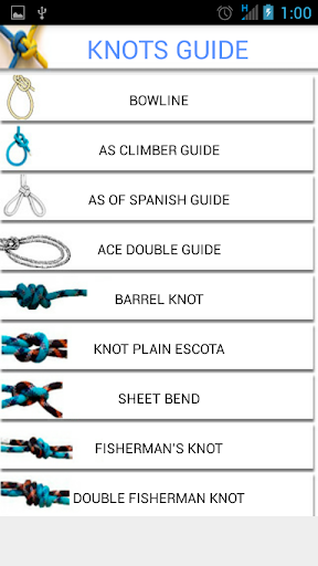 Knots Guide Free