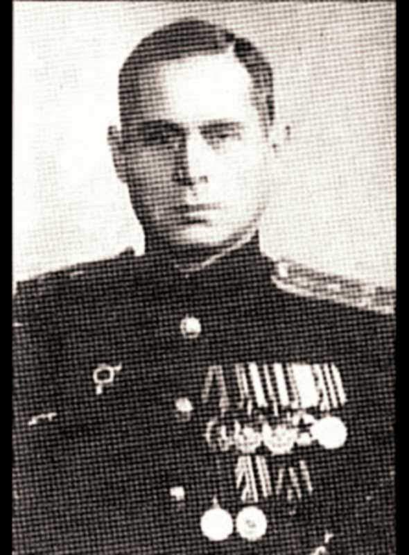 Сапожков Г.Я. - начальник штаба 24 тбр