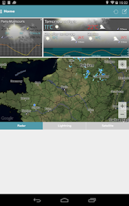 Infoclimat - live weather screenshot 7