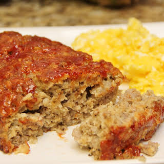 Breakfast Meatloaf.