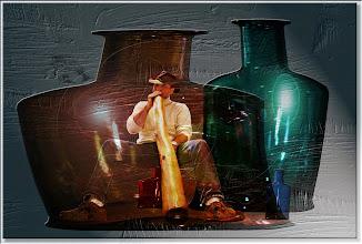 Photo: 2003 11 01 - R 03 10 08 019 w - D 034 - Blasen in Flaschen