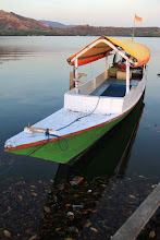 Photo: A Bajo fishing boat moored at the village harbor in Riung. The village is around 3 to 4-hour drive from Bajawa, the administrative capital of Ngada Regency. http://www.indonesia.travel