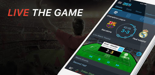 365Scores - Sports Scores Live for PC