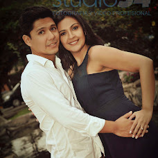 Wedding photographer Hugo Vladimir Alvarado Moreno (studio54fotogra). Photo of 25.04.2016