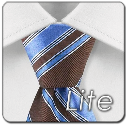 To tie a tie and a bow. Lite