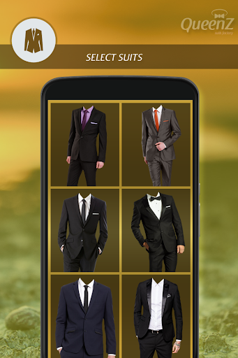 Prom Photo Suit Editor
