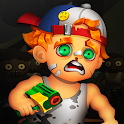 SURV MERGE - zombies assault, shoot em up and kill icon