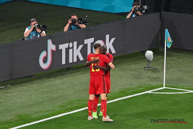 """Thomas Meunier verkiest het EK boven het WK: """"Dat is nog meer de moeite waard"""""""