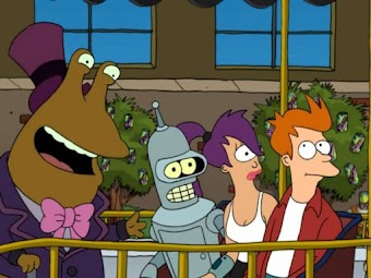 Fry and the Slurm Factory