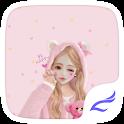 Jelly Girl Theme icon