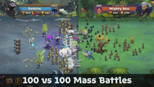 Battle Legion - Mass Battler  screenshots 1