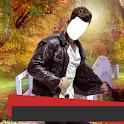 Men Jacket Photo Montage icon