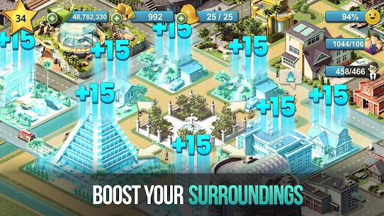 City Island 4 – Town Simulation: Village Builder Mod Apk Download For Android and Iphone 3