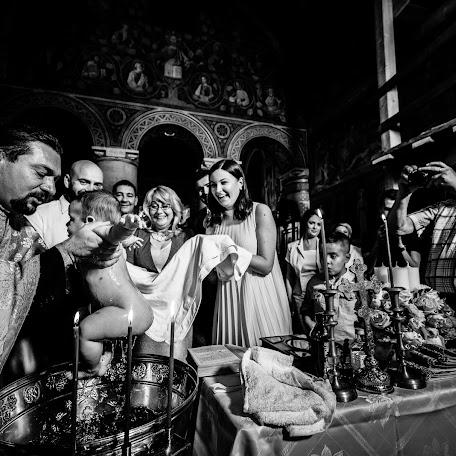Wedding photographer Marius Balan (fotoemotii). Photo of 06.01.2018