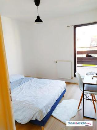 Vente duplex 4 pièces 82 m2