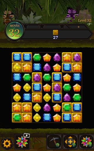 Secret Jungle Pop : Match 3 Jewels Puzzle 1.2.5 screenshots 13