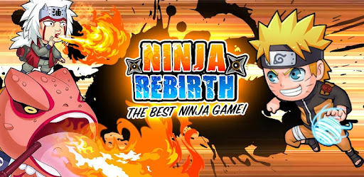 Ninja Rebirth - Hero Saga game (apk) free download for Android/PC/Windows screenshot