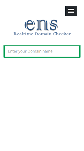 ENS Domain Checker