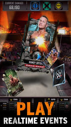 WWE SuperCard u2013 Multiplayer Card Battle Game apktram screenshots 3