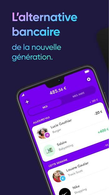 Kard - La Banque en plus Simple Android App Screenshot