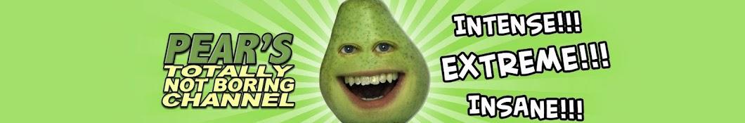 Pear Banner