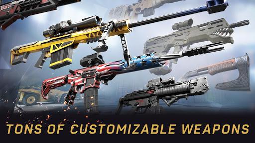 Warface: Global Operations u2013 First person shooter apkmr screenshots 3