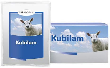 Råmjölksersättning för lamm Farm-O-San Paket 10 x 20 g