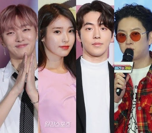 Korean stars donated to the victims of the Gangwon province forest fire