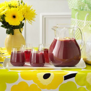 Champagne Fruit Punch Recipes