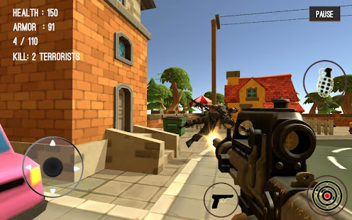 Game Counter Attack Terrorist City APK for Windows Phone